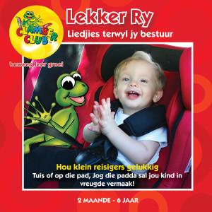 Album Lekker Ry from Saranti Reeders