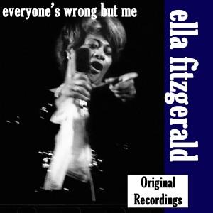 Ella Fitzgerald的專輯Everyone's Wrong But Me, Vol. 7