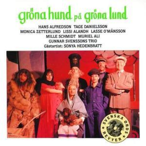 Gröna hund på Gröna Lund 1970 Hasse & Tage