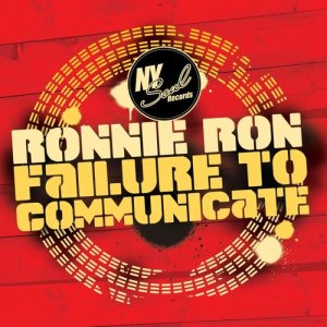 Album Failure to Communicate from Ronnie Ron