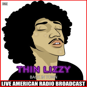 Album Back In Town from Thin Lizzy