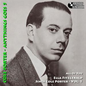 Ella Fitzgerald的專輯Ella Fitzgerald Sings Cole Porter Volume 1