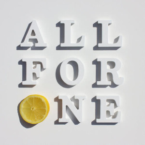 Album All For One from The Stone Roses
