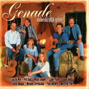 Listen to Genade Onbeskryflik Groot song with lyrics from Jan de Wet