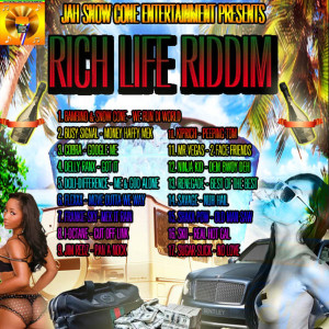 Album Rich Life Riddim from Various Artists