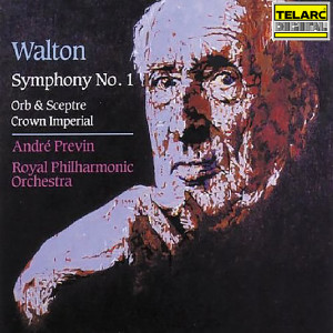 Album Walton: Symphony No. 1 in B-Flat Minor, Orb and Scepter & Crown Imperial from Royal Philharmonic Orchestra