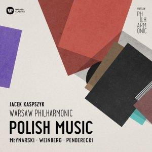 Album Polish Music: Emil Mlynarski, Mieczyslaw Weinberg, Krzysztof Penderecki from Warsaw Philharmonic Orchestra