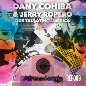 Album Que Tal Latinoamerica from Dany Cohiba
