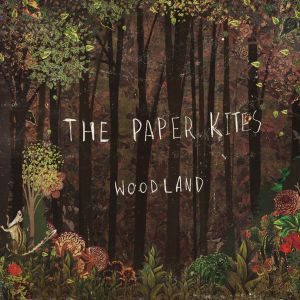 Album Woodland - EP from The Paper Kites