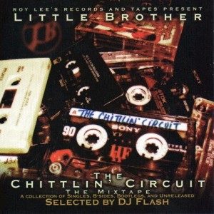 Little Brother的專輯Chittlin' Circuit Mixtape: B-Sides, Bootlegs & Unreleased