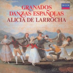 Alicia de Larrocha的專輯Granados: Danzas Españolas