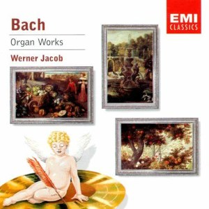 Werner Jacob的專輯Bach: Organ Works