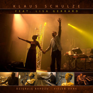 Album Dziekuje Bardzo: Vielen Dank (feat. Lisa Gerrard) [Live] from 克劳斯·舒尔茨