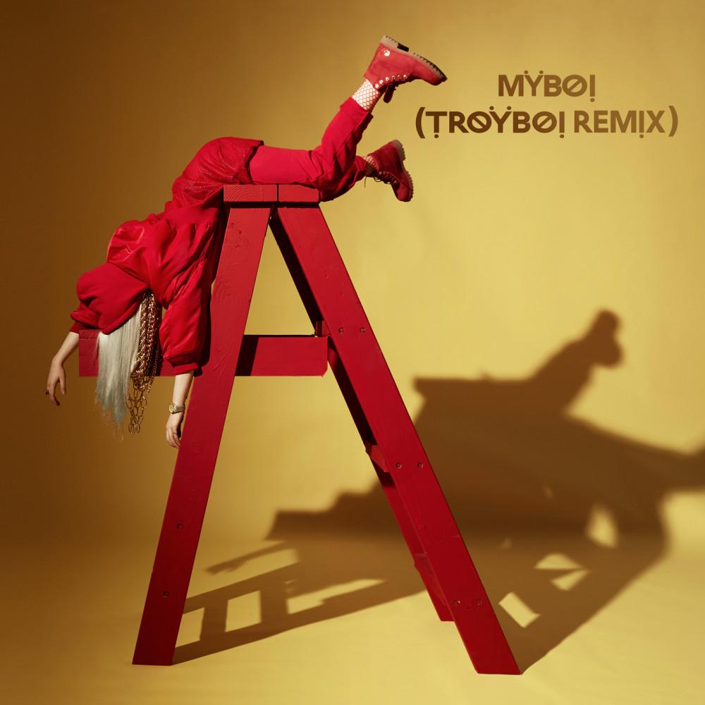 MyBoi (TroyBoi Remix) 2018 Billie Eilish