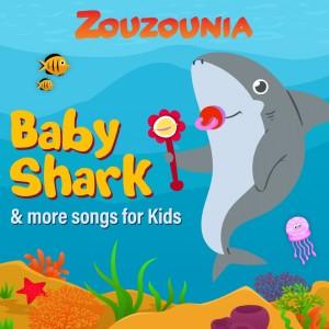 Baby Shark dari Zouzounia