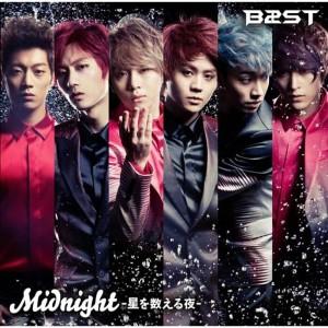 BEAST的專輯Midnight