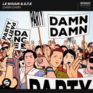 Album Damn Damn from Le Shuuk