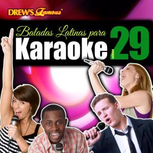 The Hit Crew的專輯Baladas Latinas Para Karaoke, Vol. 29