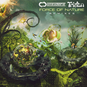 Album Force of Nature (Remixes) from Tristan