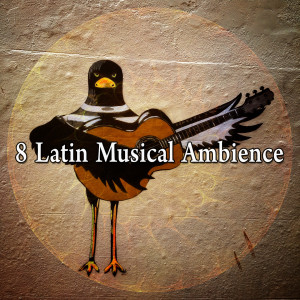 Album 8 Latin Musical Ambience from Spanish Guitar Chill Out