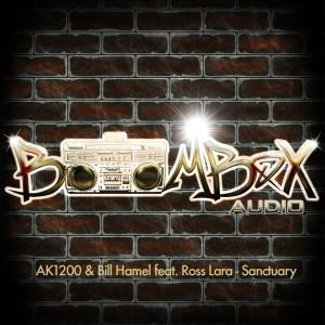 Album Sanctuary from AK1200
