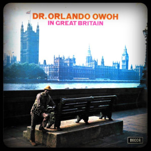 Album Dr. Orlando Owoh in Great Britain from Dr. Orlando Owoh