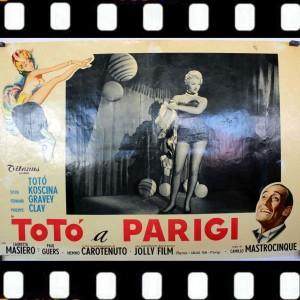 Miss Mia Cara Miss (Totó A Parigi Original Soundtrack 1958) dari Toto