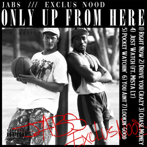 Album Only up from Here from Jabs