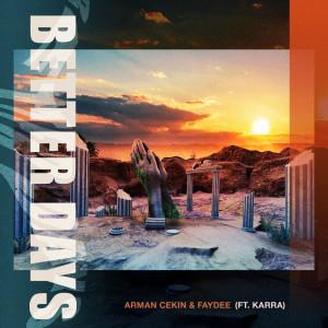Album Better Days from Arman Cekin