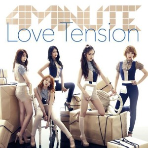 4minute的專輯Love Tension