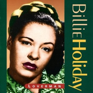 Album Loverman from Billy Holiday