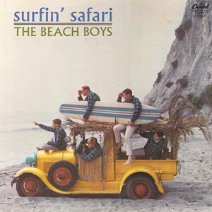 Album Surfin' Safari from Beach Boys