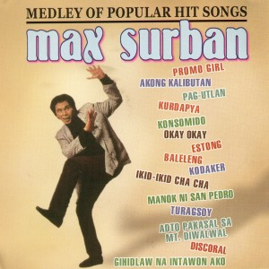 Album Re-Issue Series: Medley of Popular Songs from Max Surban