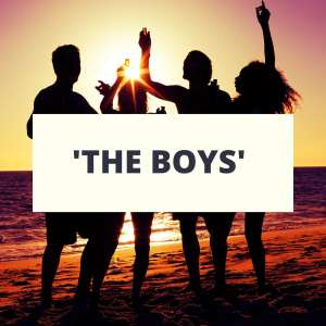 Album Baby from The Boys