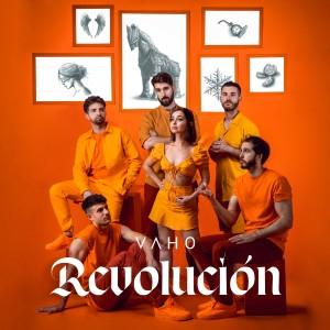 Album Revolución from Vaho