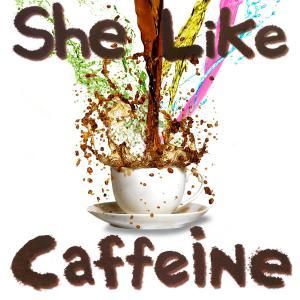 San E的專輯she like caffeine