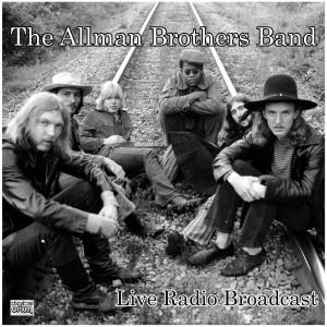The Allman Brothers band的專輯Live Radio Broadcast