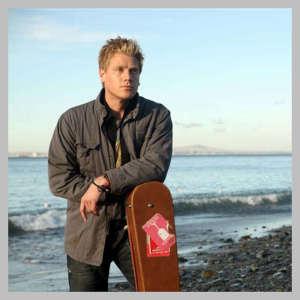 Album Falling from Justin Bergh