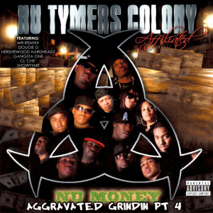 Album Nu Tymers Colony Affiliated from Nu Tymers Colony