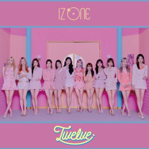 IZ*ONE的專輯Twelve