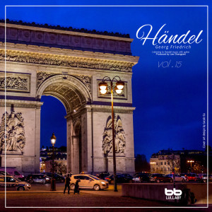Handel's Classical Guitar Lullaby Vol, 16 (Relaxing Music,Prenatal Care,Healing music,Concentration,Study,Meditation,Reading,Study)
