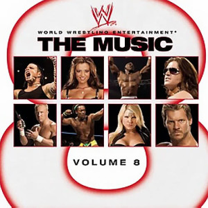 Album WWE: The Music Volume 8 from WWE