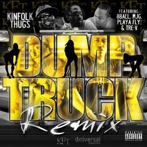 Album Dump Truck Remix from MJG