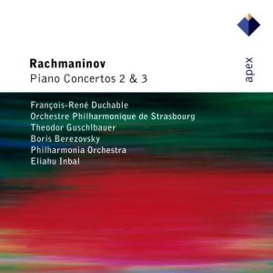 Album Rachmaninov : Piano Concertos Nos 2 & 3  -  Apex from Orchestre Philharmonique De Strasbourg