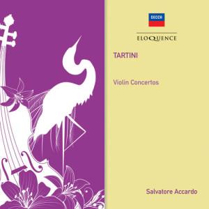 Album Tartini: Violin Concertos from Salvatore Accardo