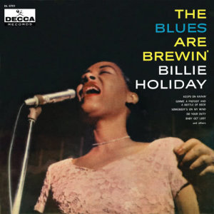 Listen to Somebody's On My Mind song with lyrics from Billie Holiday