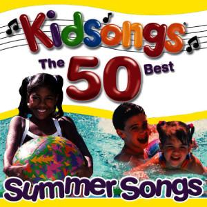 The 50 Best Summer Songs dari Kidsongs
