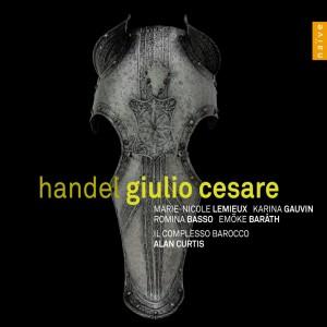 Album Handel: Giulio Cesare, HWV 17 from Karina Gauvin