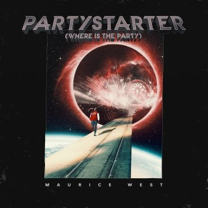 Album Partystarter (Where is the Party) from Maurice West