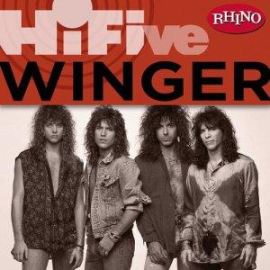 Album Rhino Hi-Five: Winger from Winger